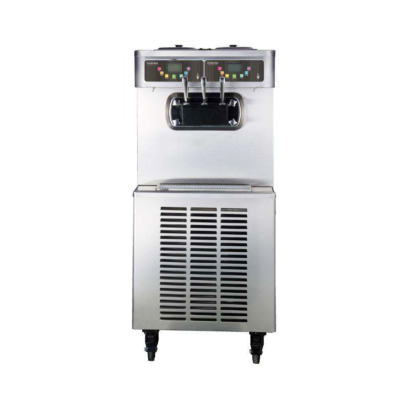 Tabletop soft ice cream machine