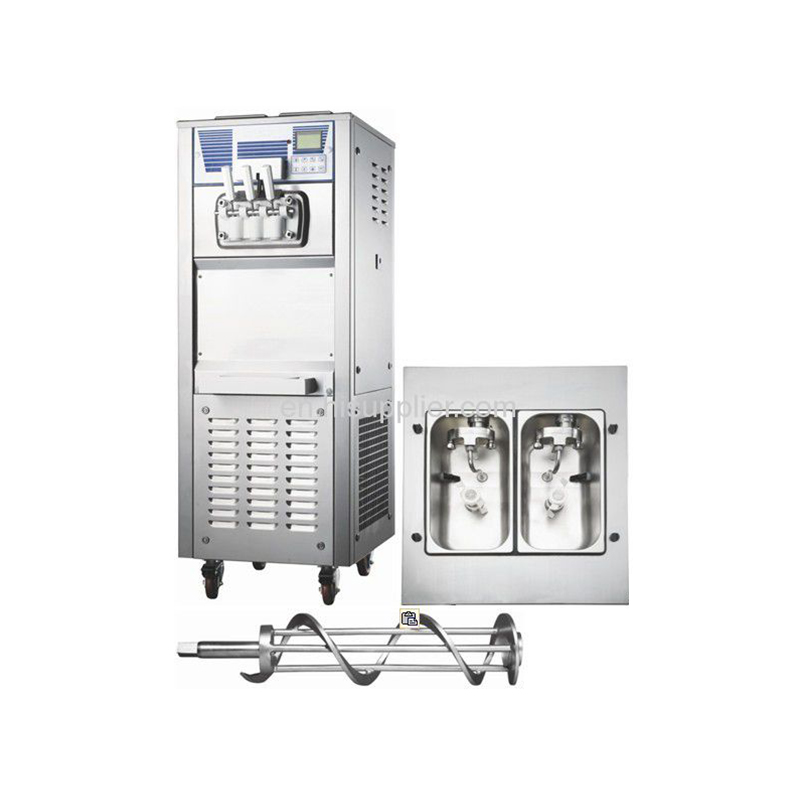Commercial Soft Ice Cream Machine