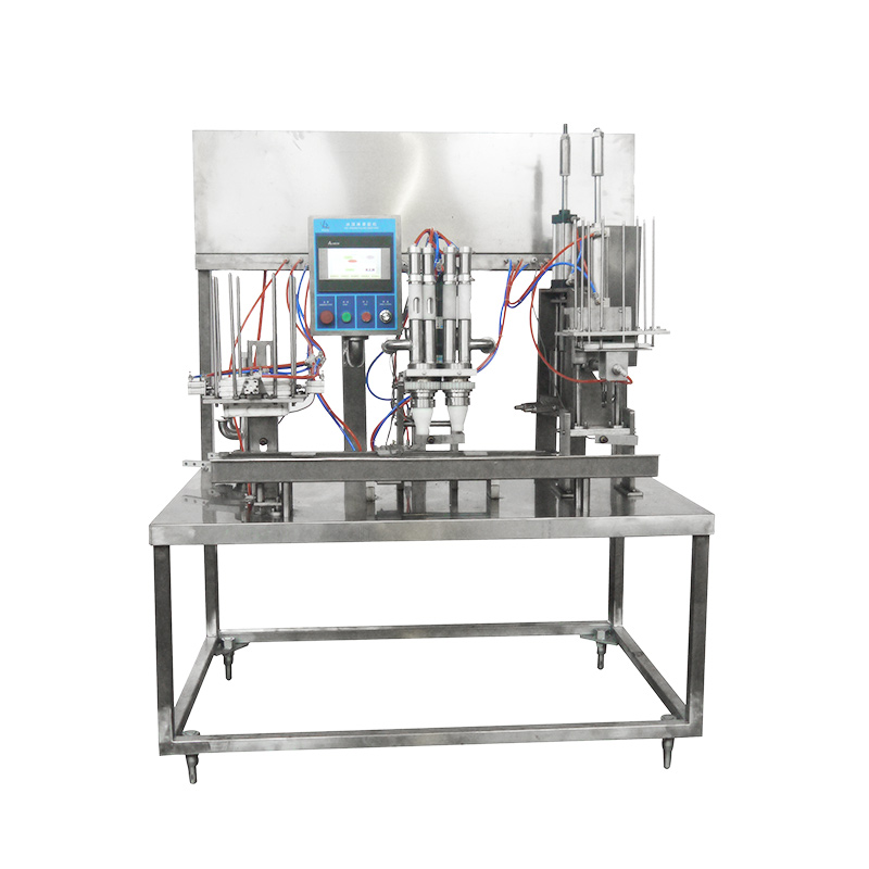 WY-JZ ICECREAM FILLING MACHINE