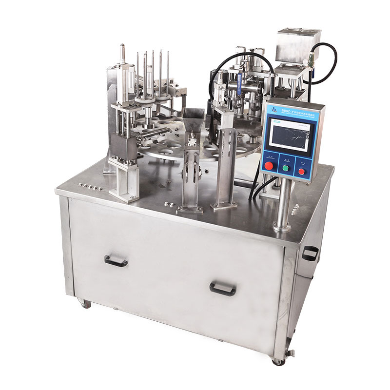 RBG-2P16 ICECREAM FILLING MACHINE