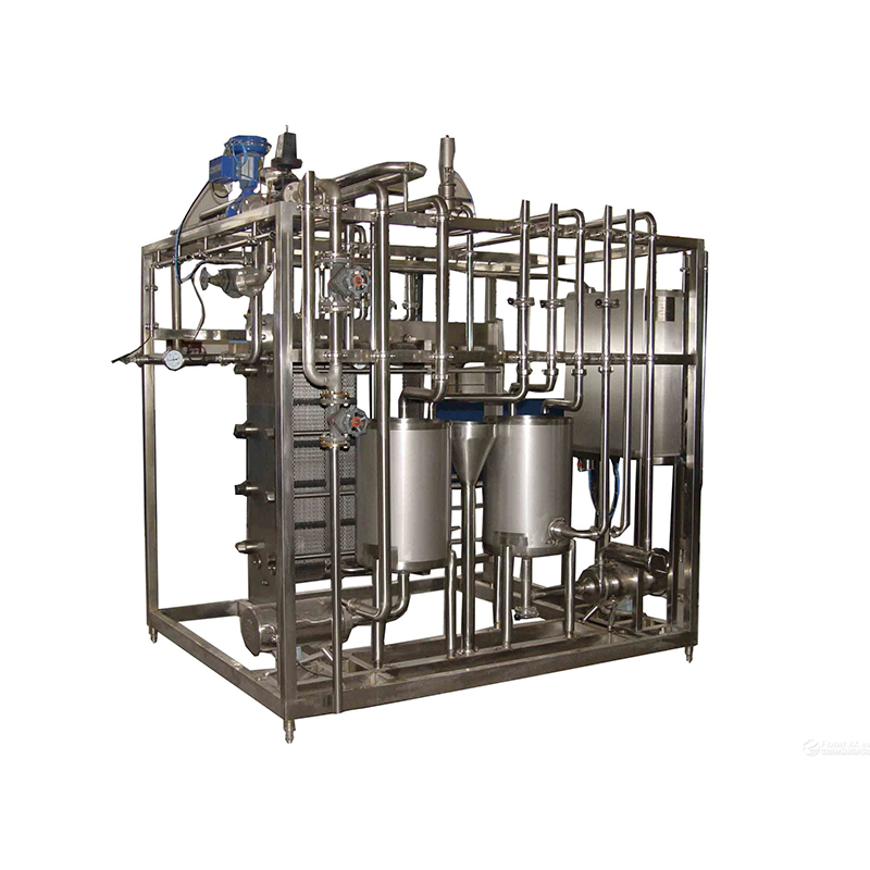best industrial icecream processing system