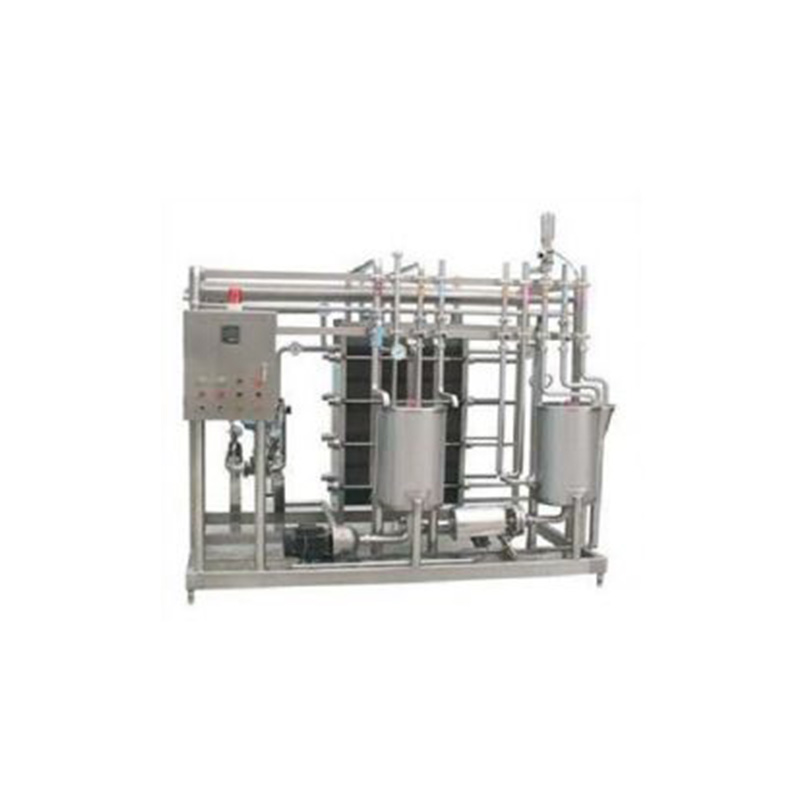 High-quality ice cream processing system